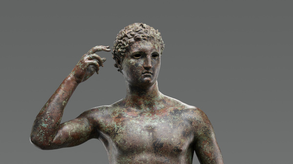 Italian Court Orders Getty Museum To Return Statue To Italy