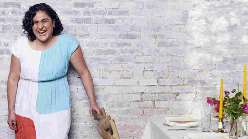 On Netflix, Chef Samin Nosrat Goes Global To Demystify 'Salt Fat Acid Heat'