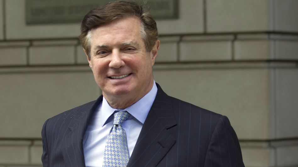 "Former Trump campaign chairman Paul Manafort's statements ""were not instances of mere memory lapses,"" prosecutors wrote in the court filing. (Jose Luis Magana/AP)"