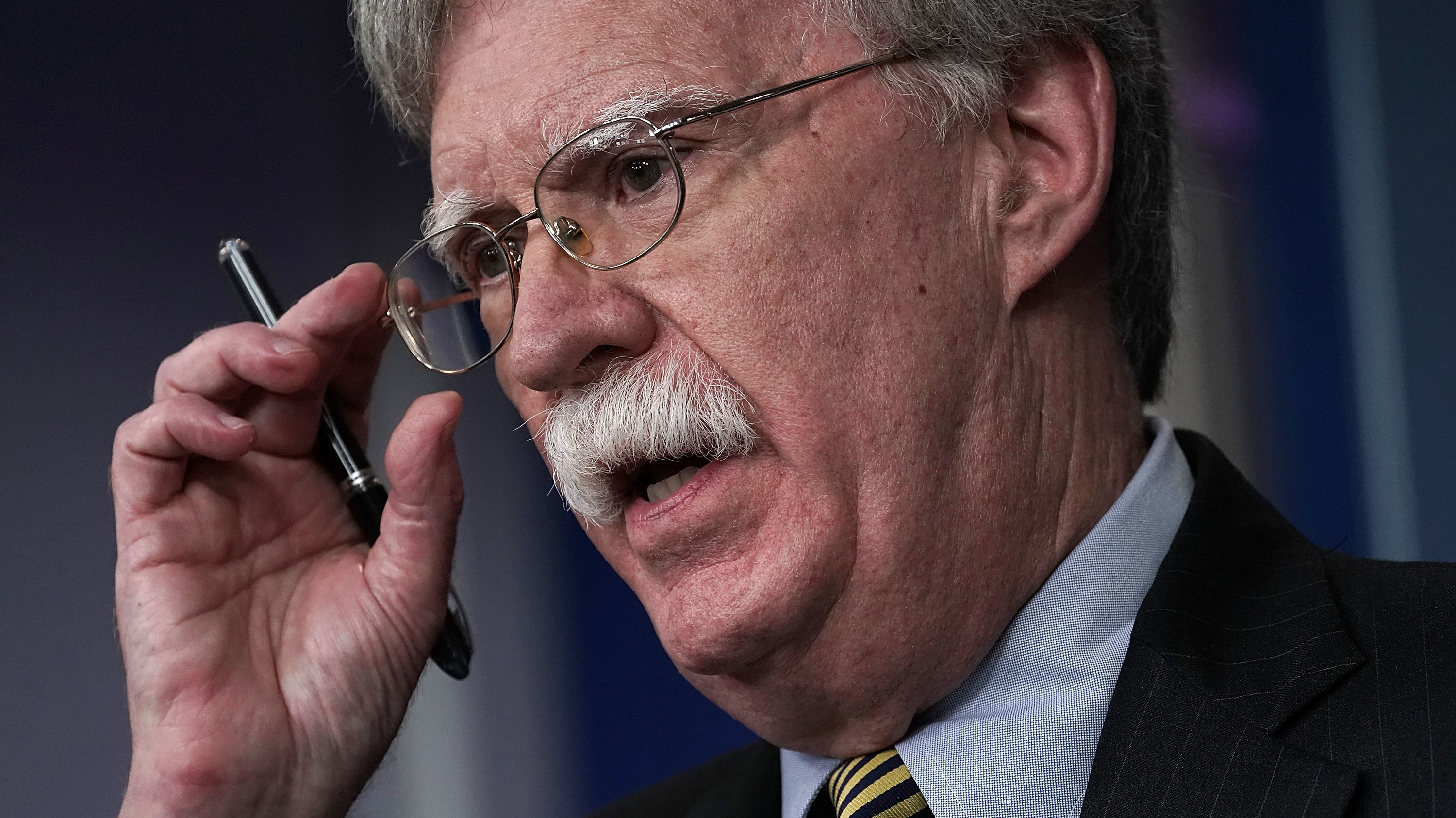 Image for John Bolton: U.S. Won't 'Turn A Blind Eye' To China's Trade Practices Article