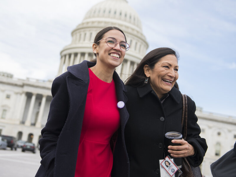 Ocasio-Cortez Will Pay Her Interns $15 An Hour  Is That A Big Deal