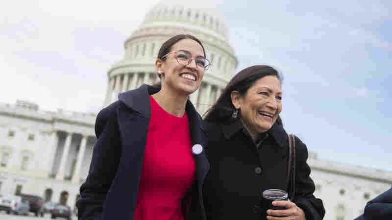 New Congresswoman Will Pay Her Interns $15 An Hour. Is That A Big Deal?