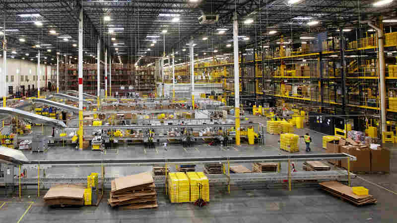 Robot Punctures Can Of Bear Repellent At Amazon Warehouse, Sickening Workers