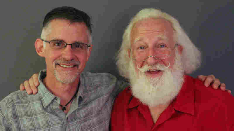 He Is Jewish, But Being Santa Is His Calling
