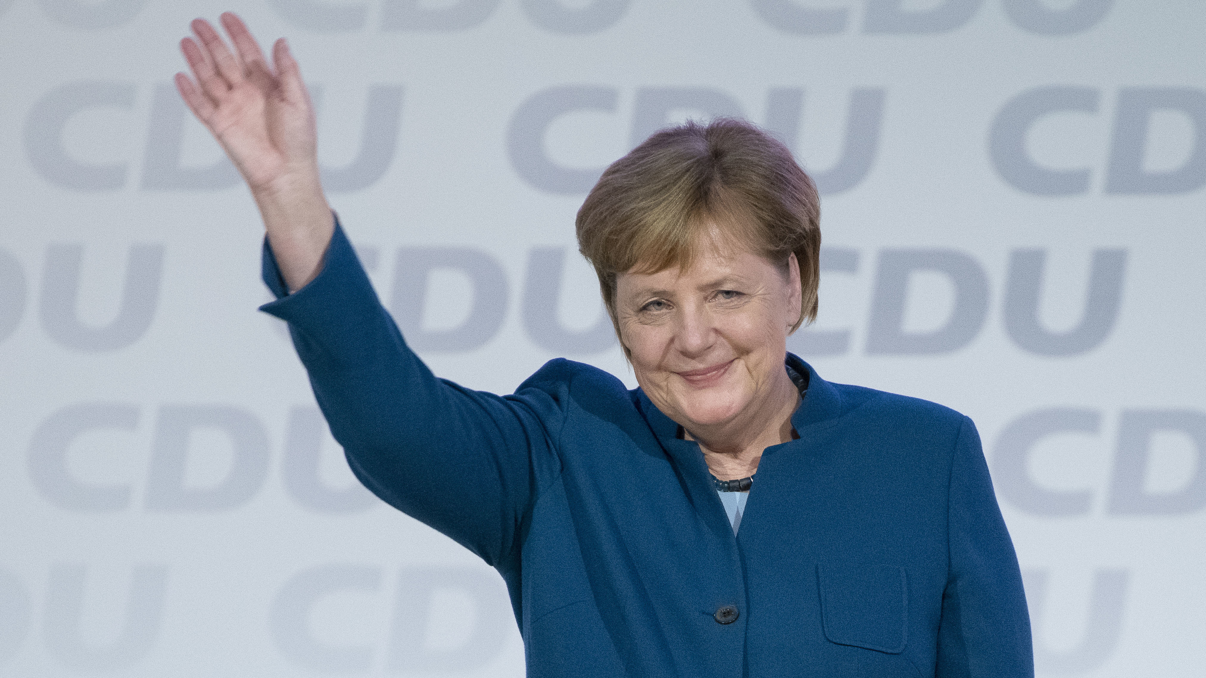 CDU Party Elects A Successor As She Begins Her Exit From German  Politics : NPR