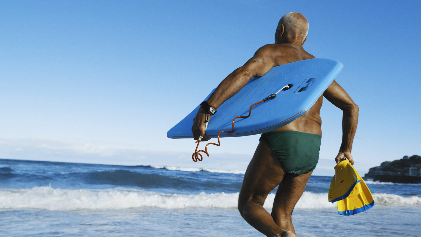 Seniors Who Exercise Regularly May Have Younger Hearts, Muscles : Shots - Health News : NPR