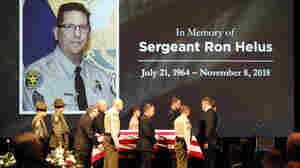 Friendly Fire Killed Sheriff's Sergeant At Thousand Oaks, Calif., Shooting Scene
