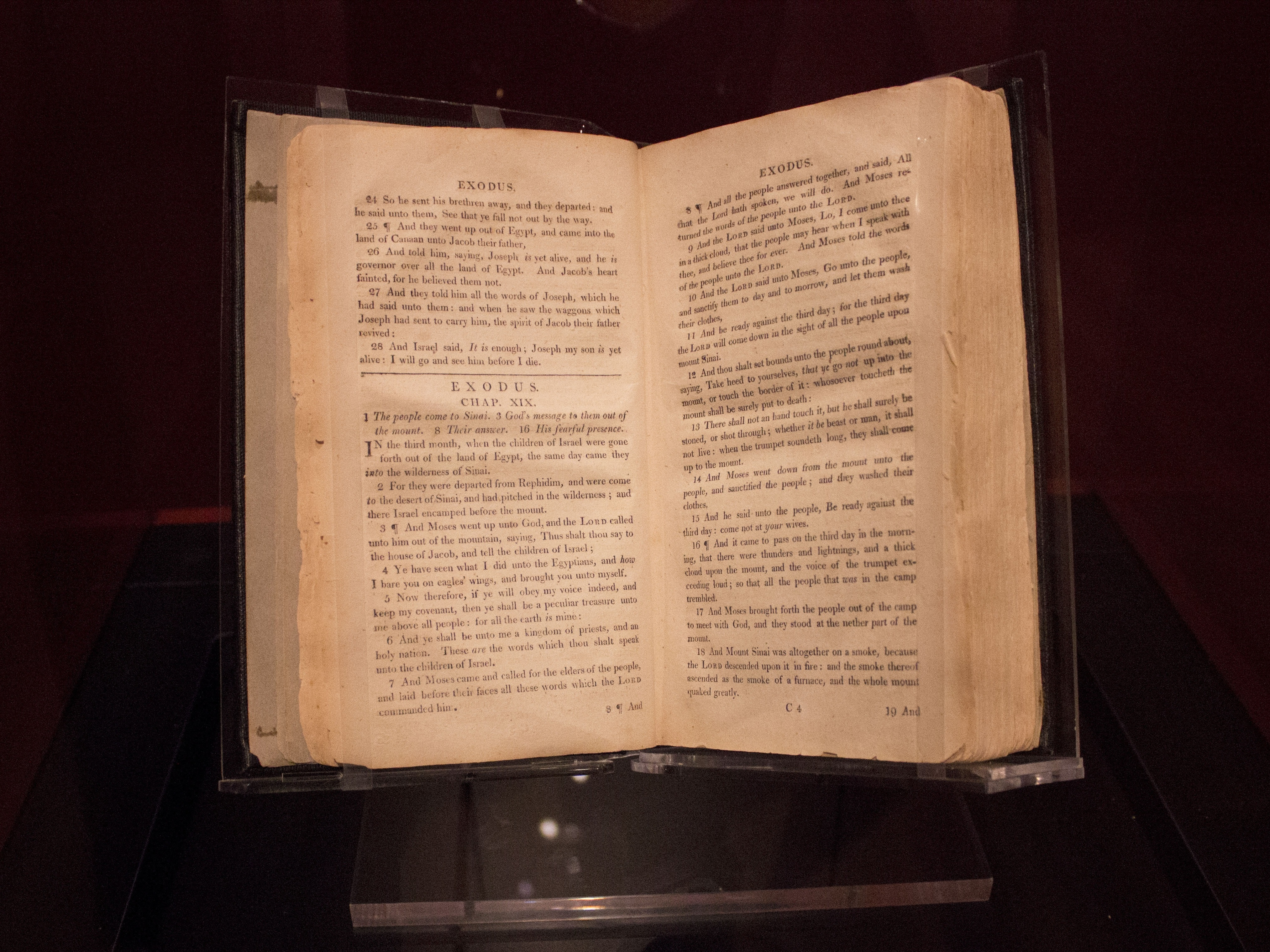 Slave Bible From The 1800s Omitted Key Passages That Could Incite Rebellion