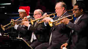 The Jazz At Lincoln Center Orchestra Performs Big Band Holiday Classics