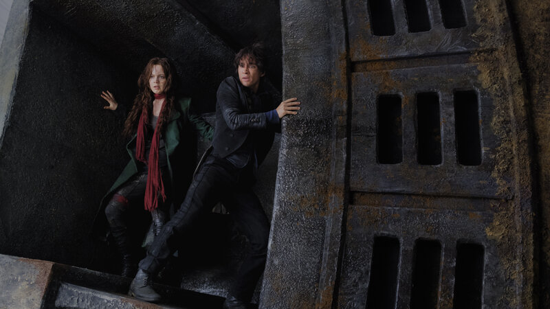 Review: 'Mortal Engines' Runs Out of Gas : NPR