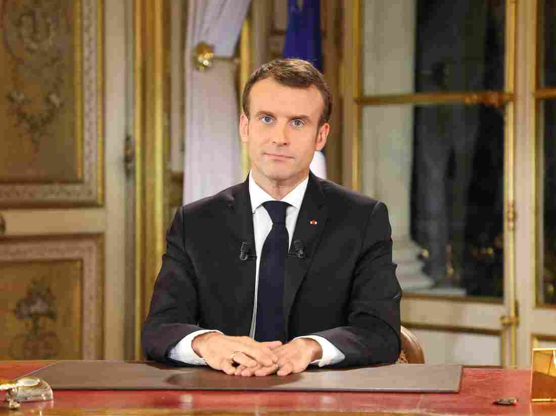 Macron offers concessions amid violent protests