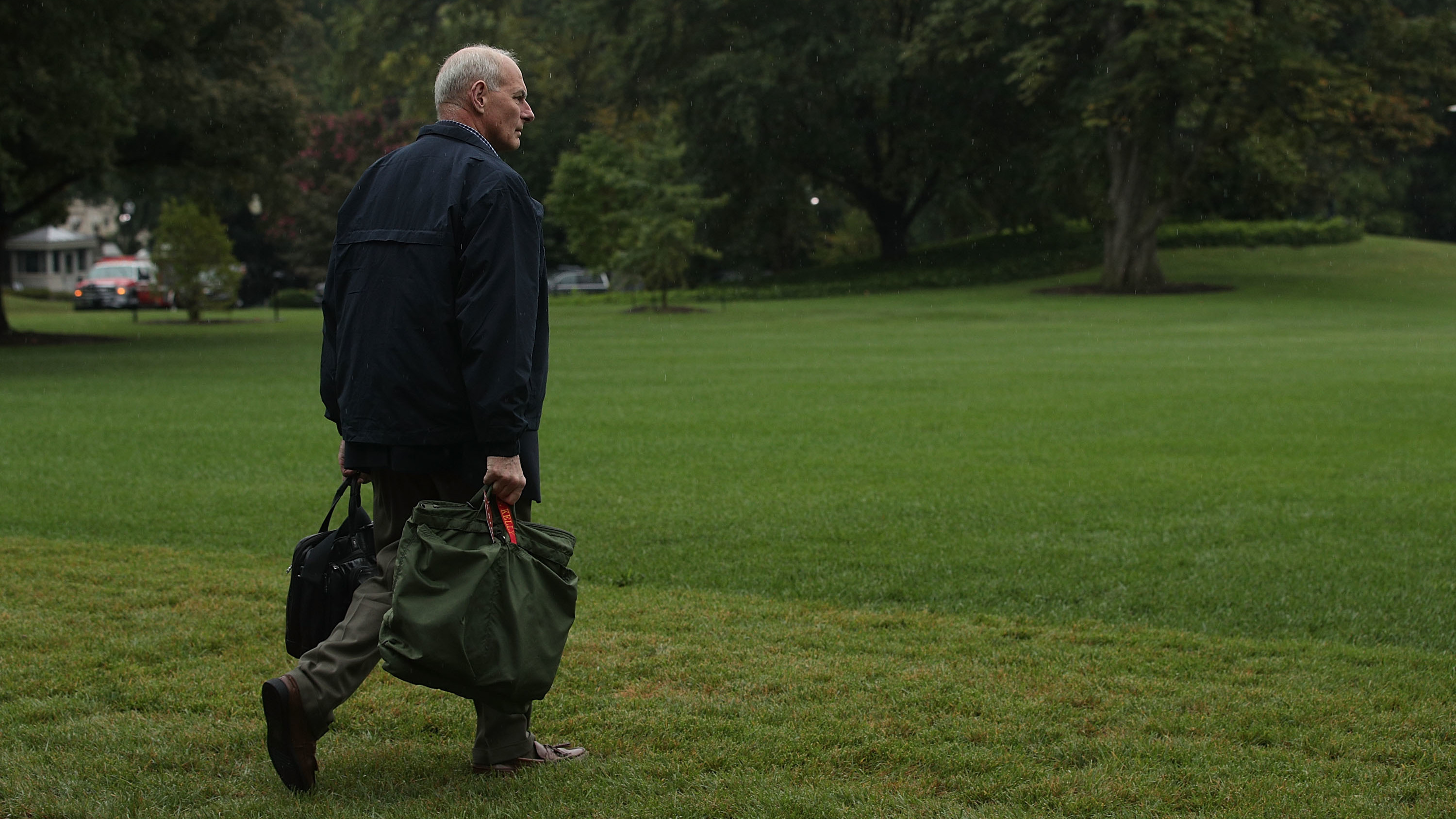 Help Wanted: White House Chief Of Staff