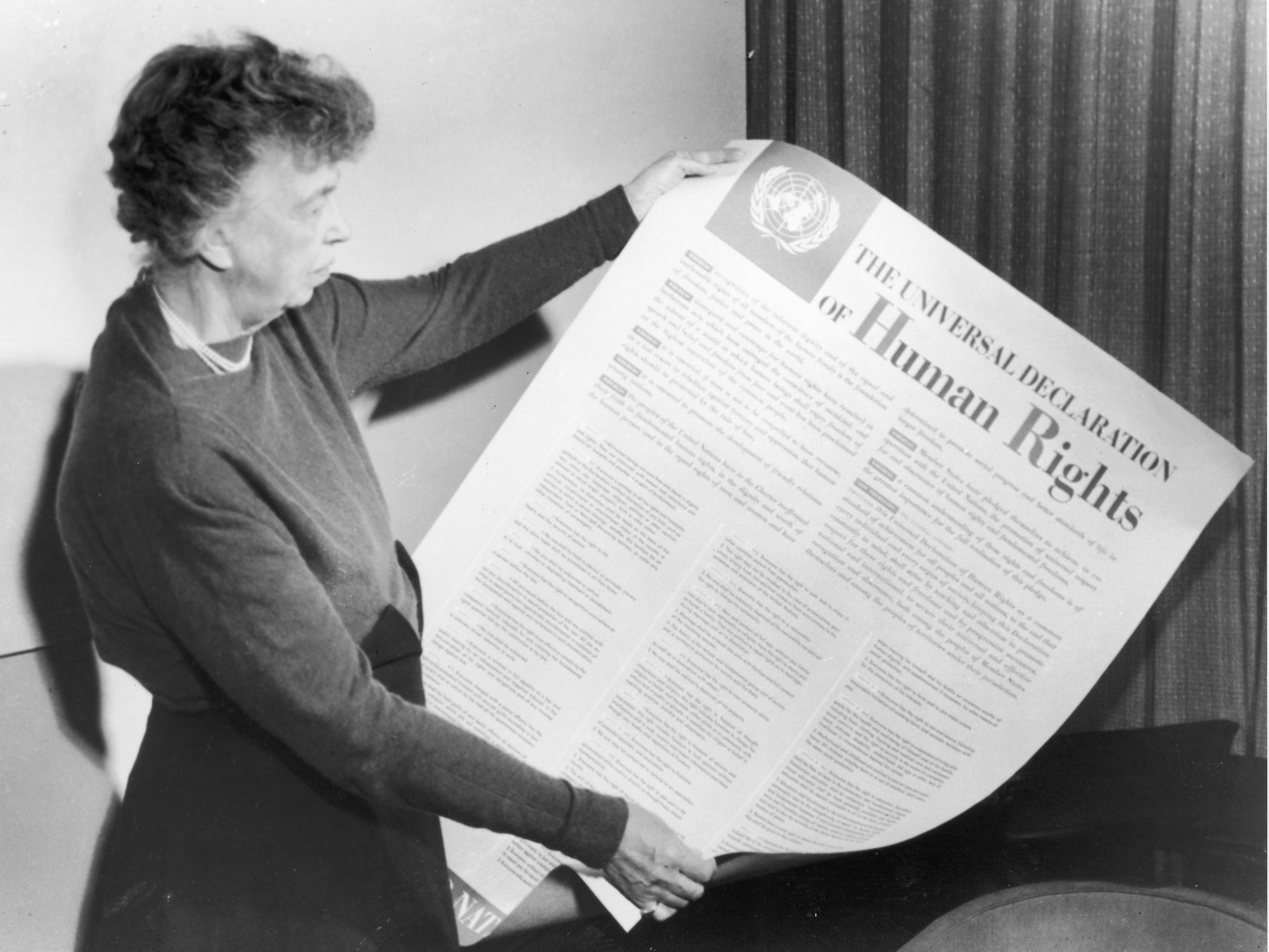 Boundlessly Idealistic, Universal Declaration Of Human Rights Is Still Resisted