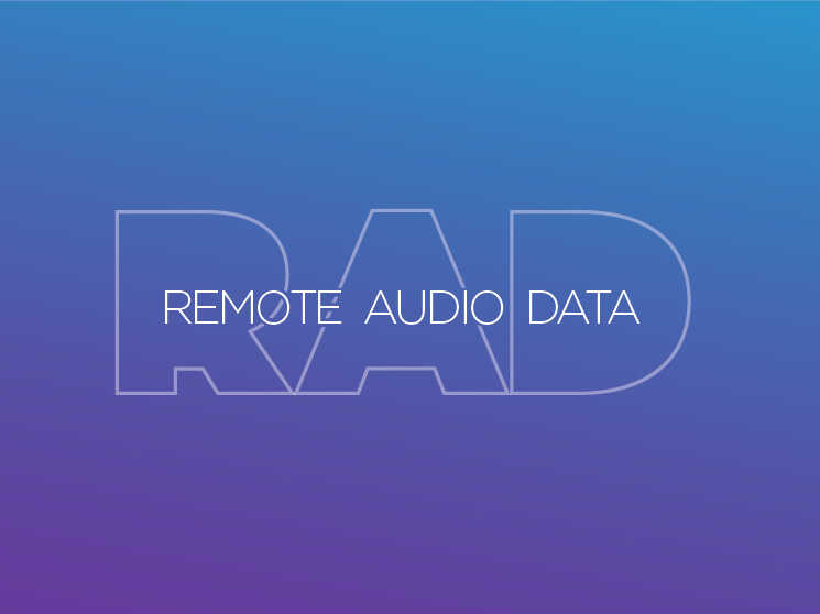 Remote Audio Data logo