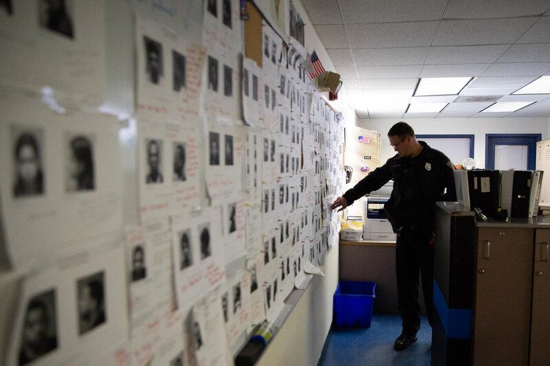 America's Growing Cop Shortage : NPR