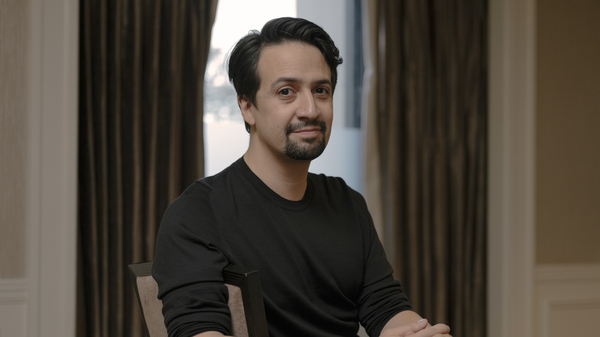 Though he is best-known for his auteur work, composer, playwright and actor Lin-Manuel Miranda says it was his dream to be offered a part in someone else