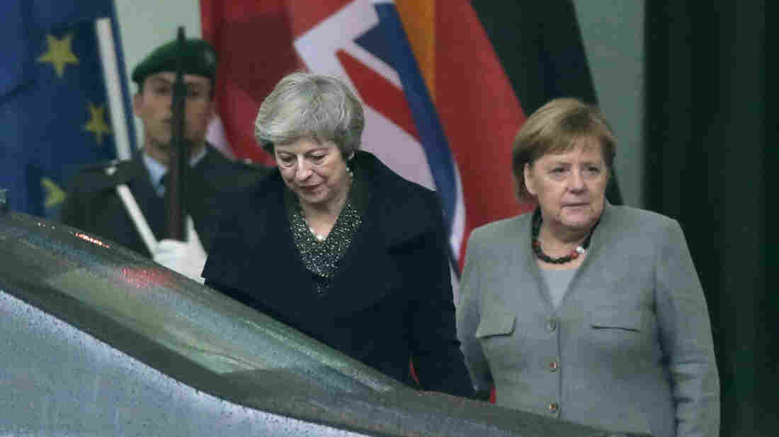 Buffeted By Brexit Woes, Theresa May Embarks On Whirlwind European Tour
