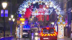 Gunman Attacks French Christmas Market, Killing At Least 2 And Wounding Several