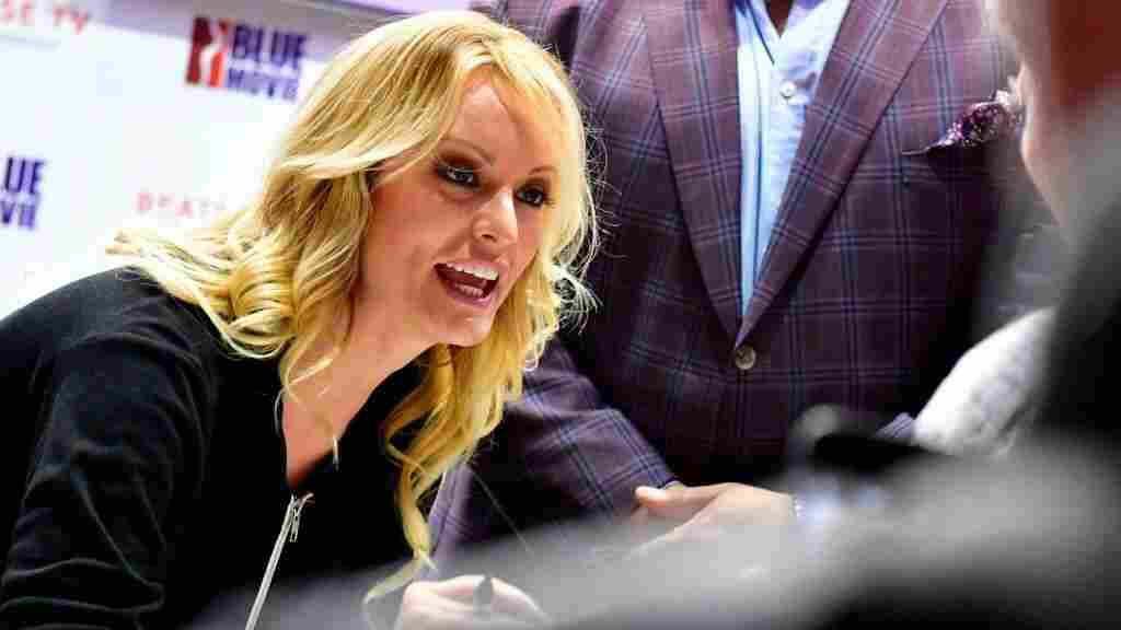 Judge Orders Stormy Daniels to Pay Trump Nearly $300,000 in Attorneys' Fees