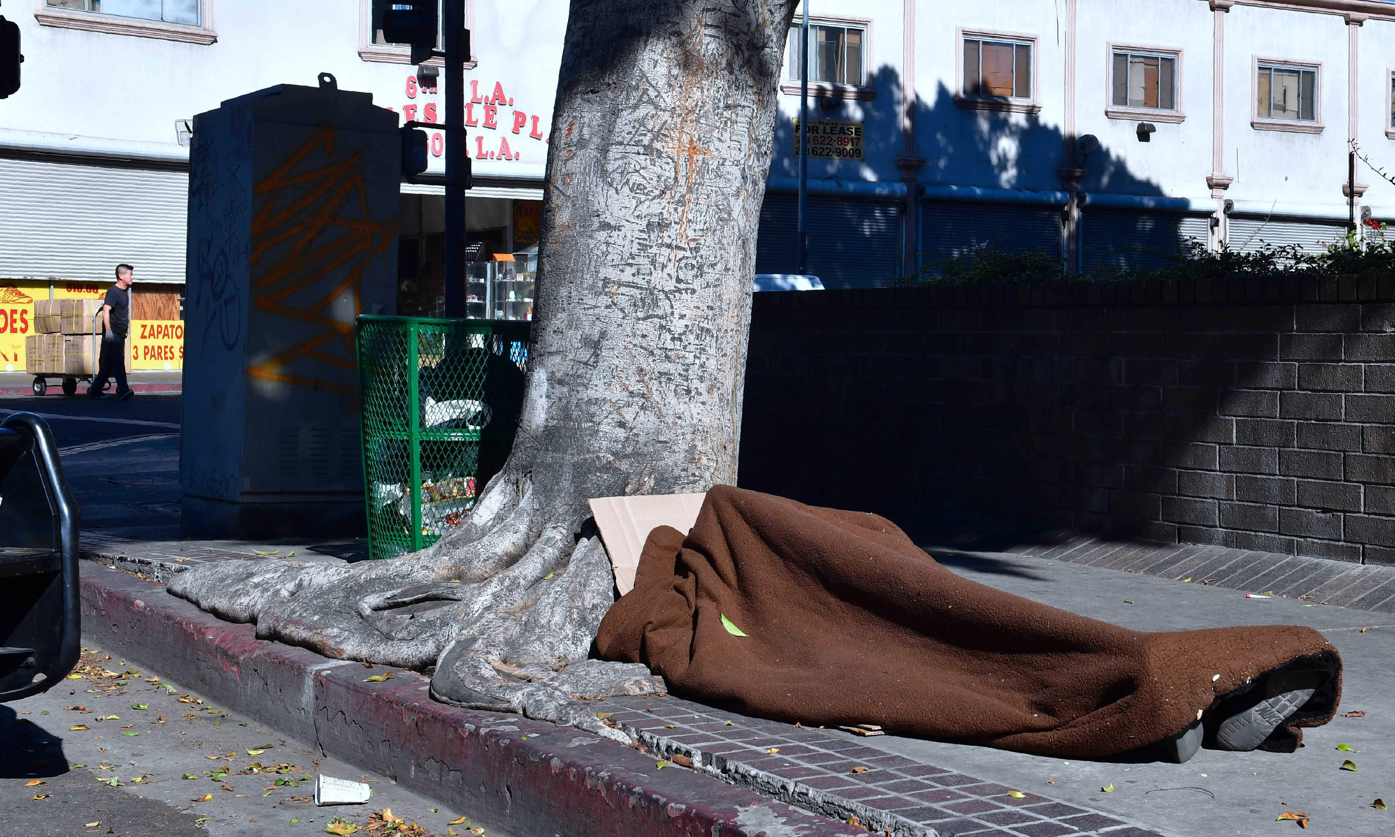To Help The Homeless, Some In LA Are Giving Them A Place To Stay