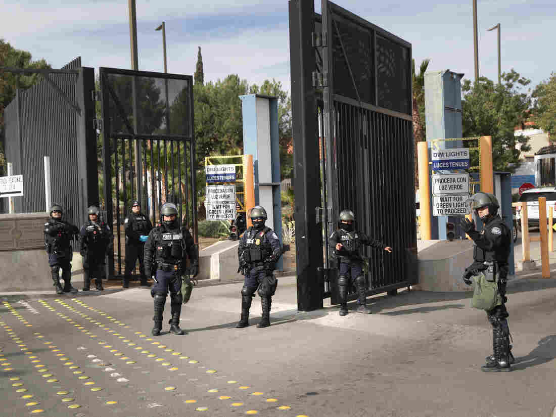 Customs And Border Protection Paid A Firm $13.6 Million To Hire Recruits. It Hired 2
