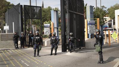 U S  Customs and Border Protection : NPR