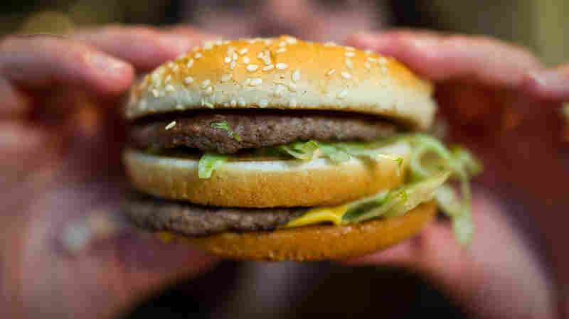 Lots Of Antibiotics Are Used In Beef Production. McDonald's Vows To Change This