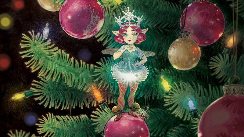 Elton John Christmas Ornament.This Broken Ornament Led To Christmas Magic Npr