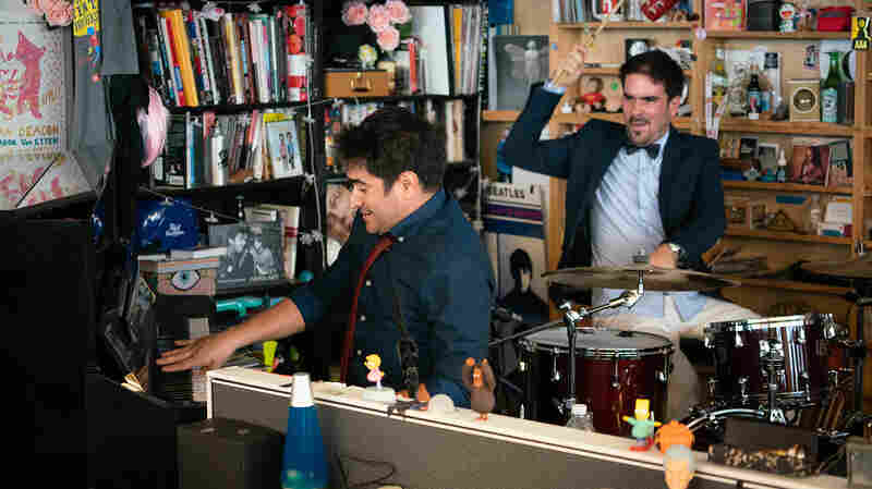 Harold López-Nussa Trio: Tiny Desk Concert