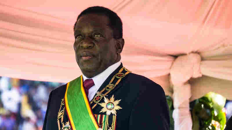 After Mugabe, Zimbabwe Still Enforces A Law Against Insulting The President