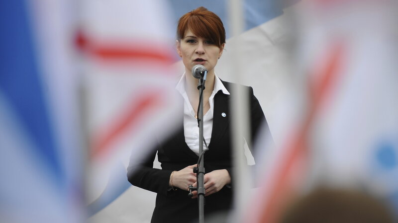 Russian Brides Maria Butina, Russian Agent Who Conspired To Infiltrate NRA, Still Cooperating, U.S. Says