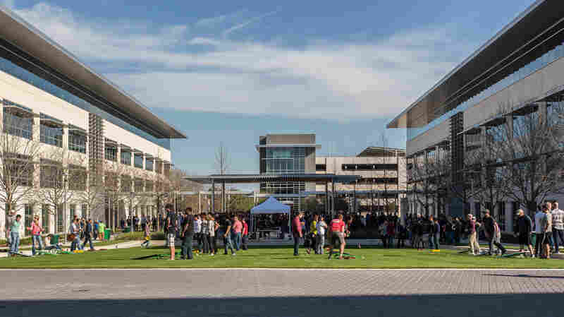 Apple Will Build $1 Billion Campus in Austin, Adding 5,000 Jobs