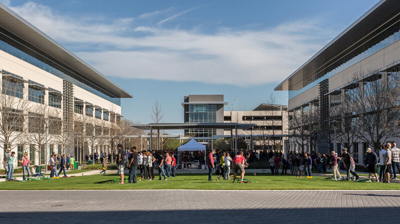 Apple Will Build $1 Billion Campus in Austin, Adding 5,000 Jobs : NPR