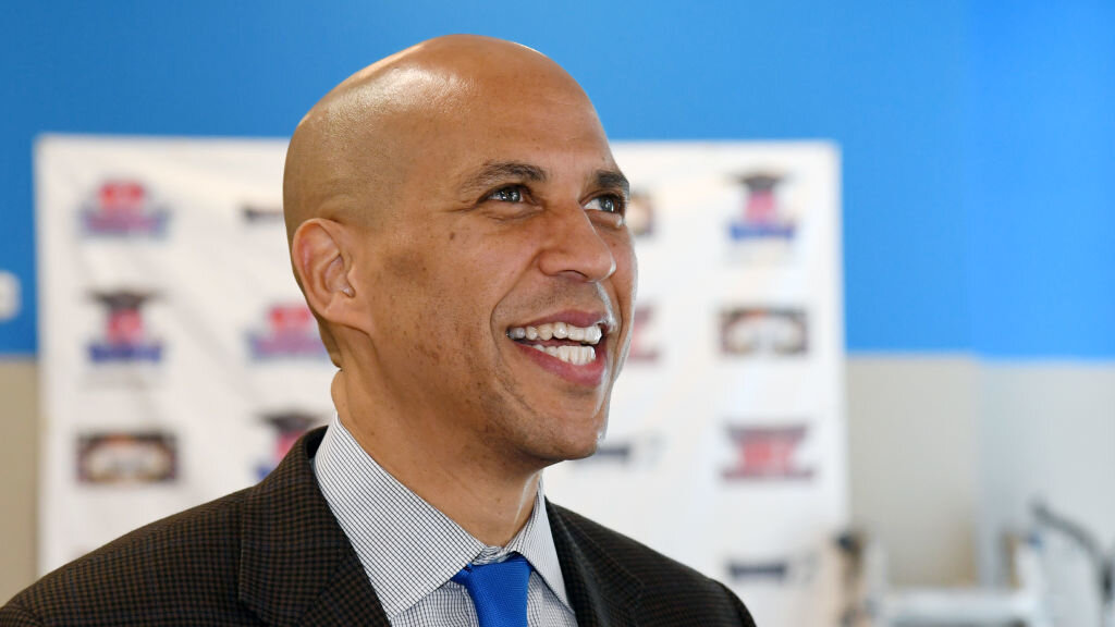 Booker announces White House bid
