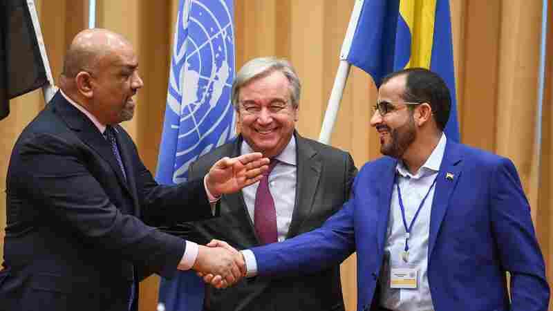 Warring Sides In Yemen Agree To Cease-Fire In Key Port City