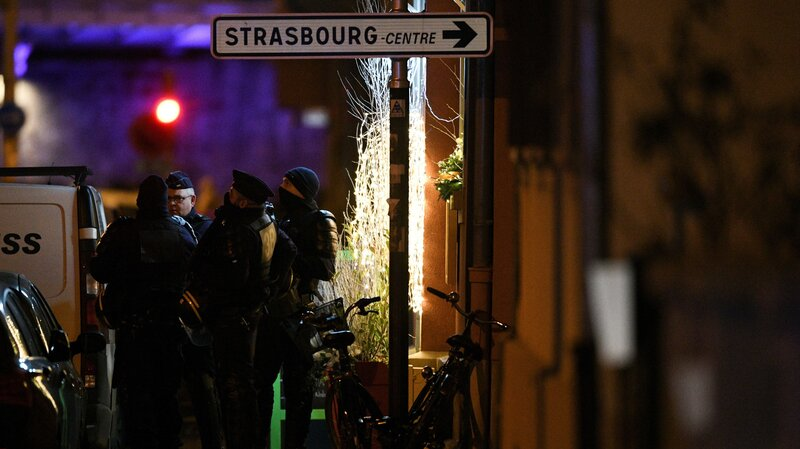 Suspected Strasbourg Shooter Killed By Police, French