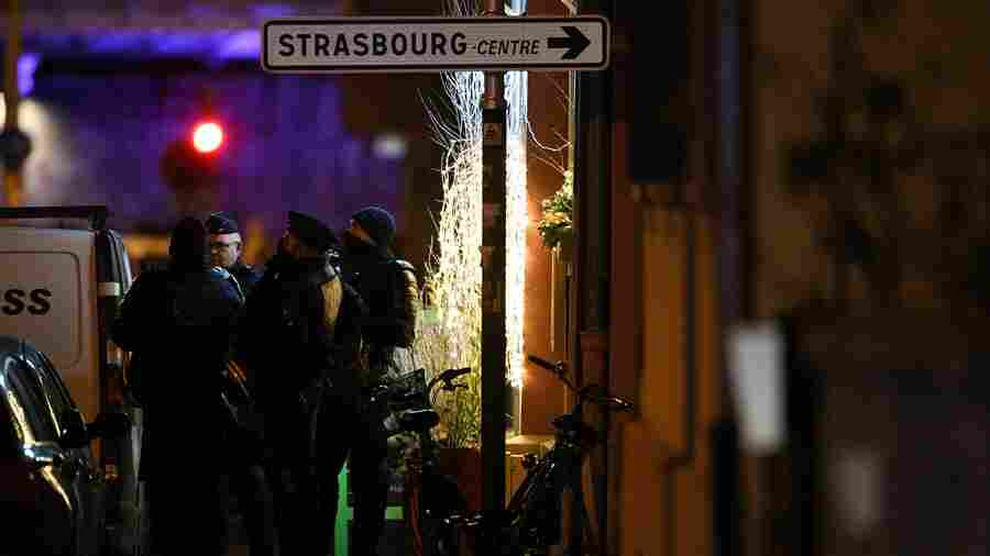 Suspected Strasbourg Shooter Killed By Police, French Authorities Say