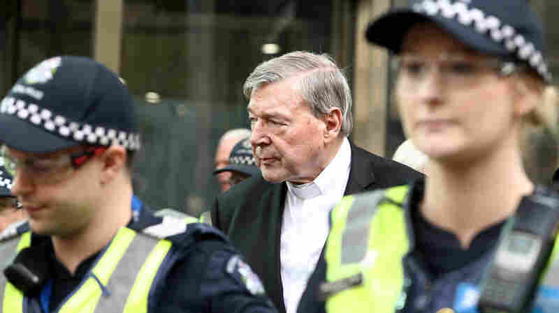Cardinal George Pell Reportedly Convicted Of Sex Abuse Amid Gag Order In Australia