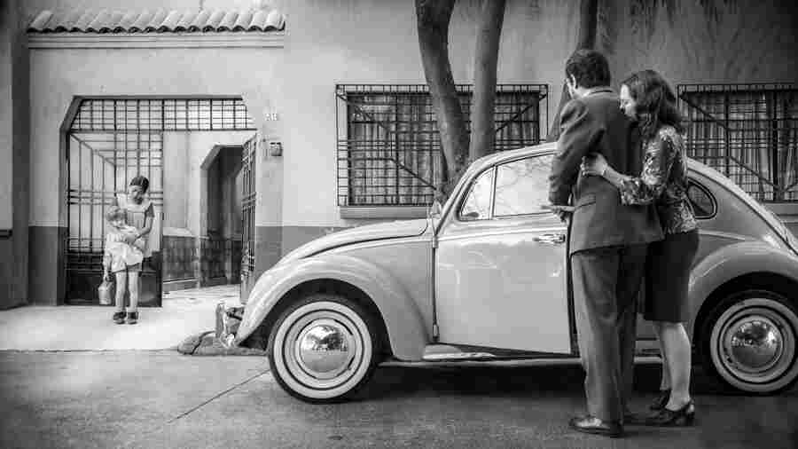 In 'Roma,' A Director Re-Creates The City — And The Caretaker — Of His Youth