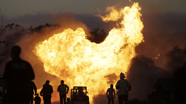PG&E Falsified Gas Pipeline Safety Records, Regulators Say