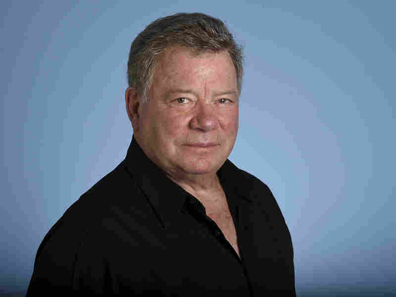 William Shatner poses for a portrait in Los Angeles.