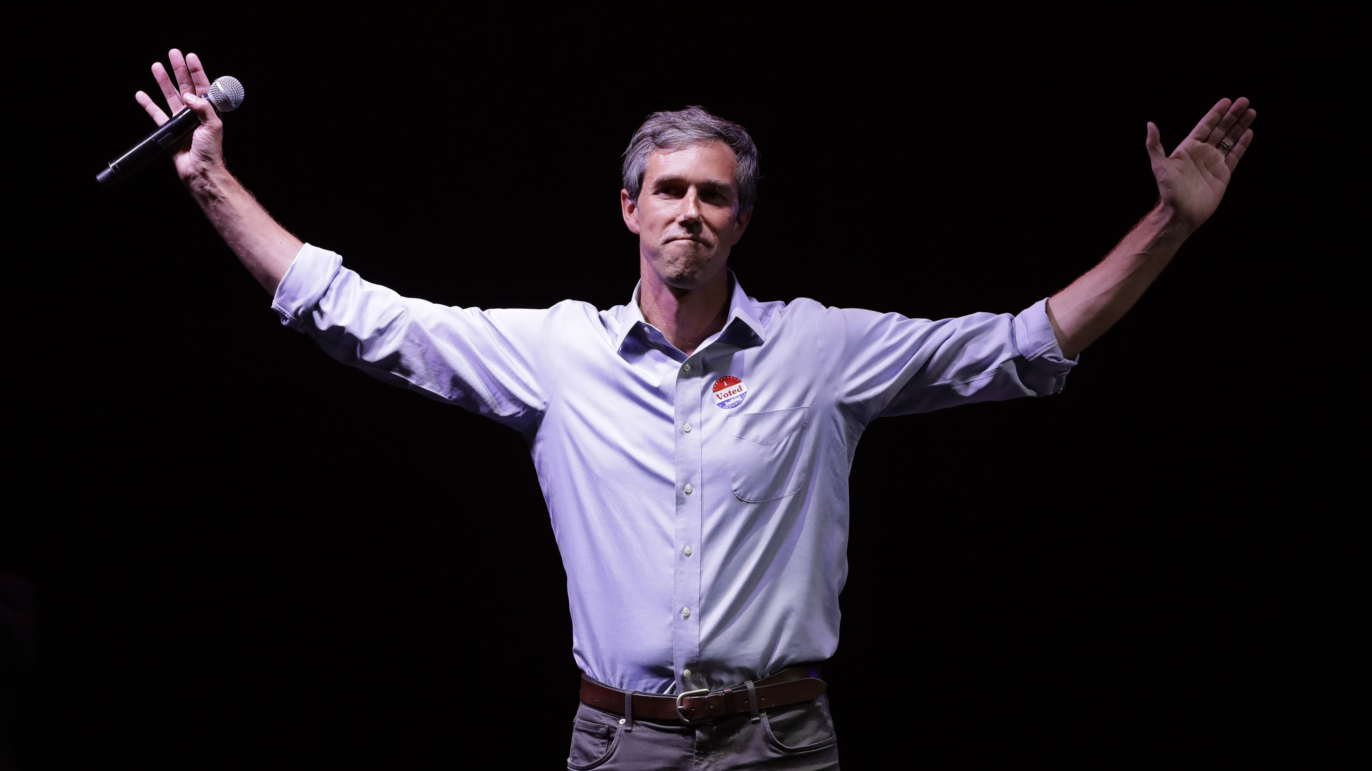 Democrat rising star O'Rourke announces 2020 White House bid