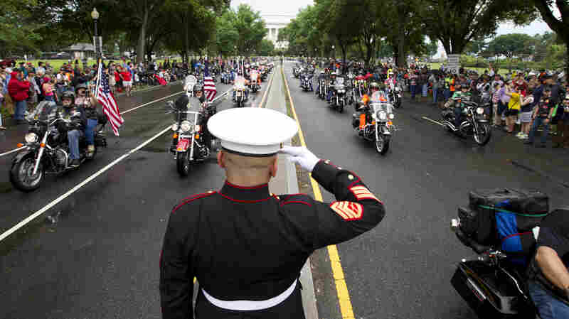 After Decades, 'Rolling Thunder' To Make Its Last Big Ride Through Washington, D.C.