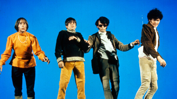 In Head, the Monkees made a play for creative and cultural respect. Did it work? No. Was it a strangely great movie? Heck yeah.