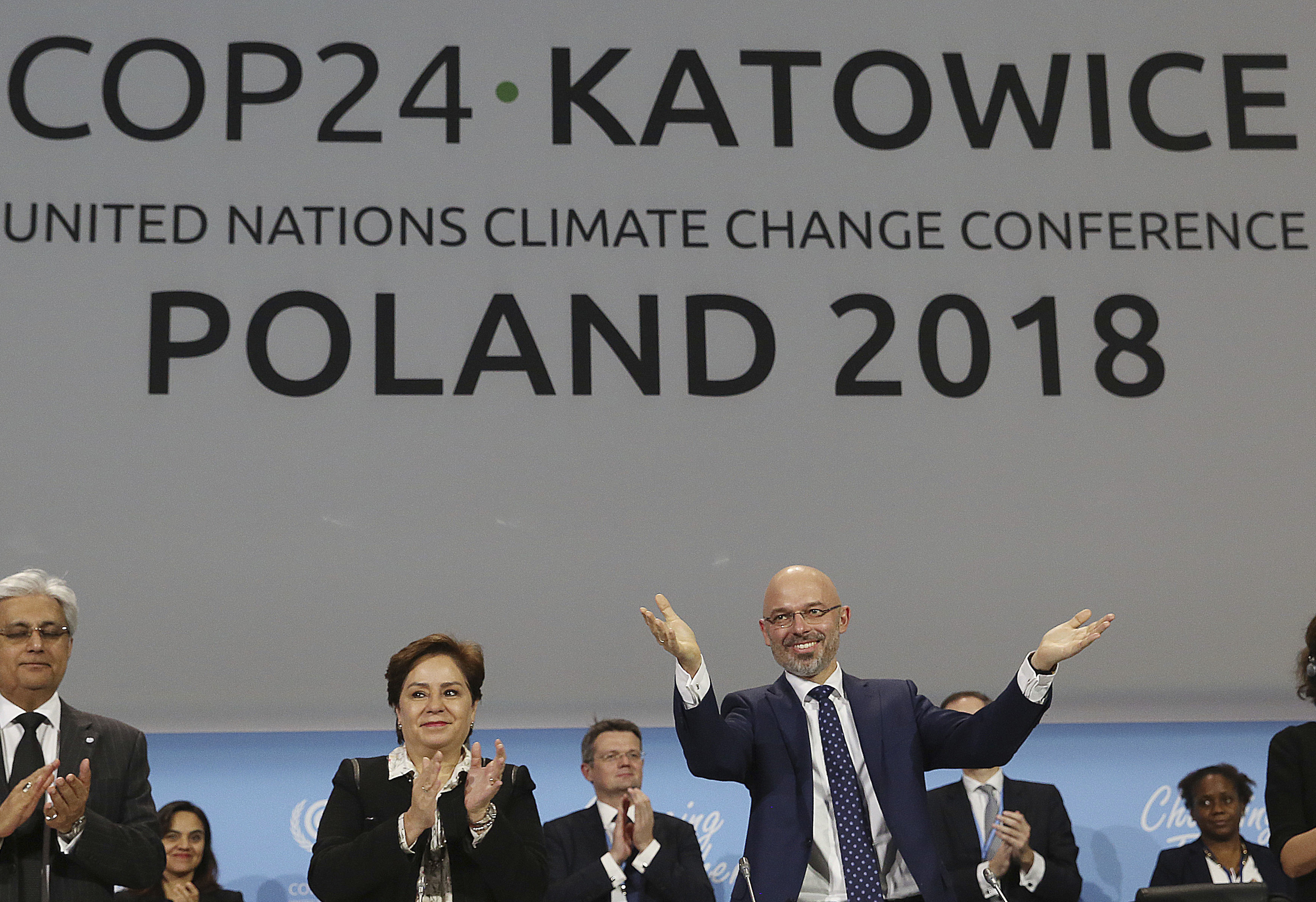 Nations Agree On Rules To Put Paris Climate Agreement Into Action