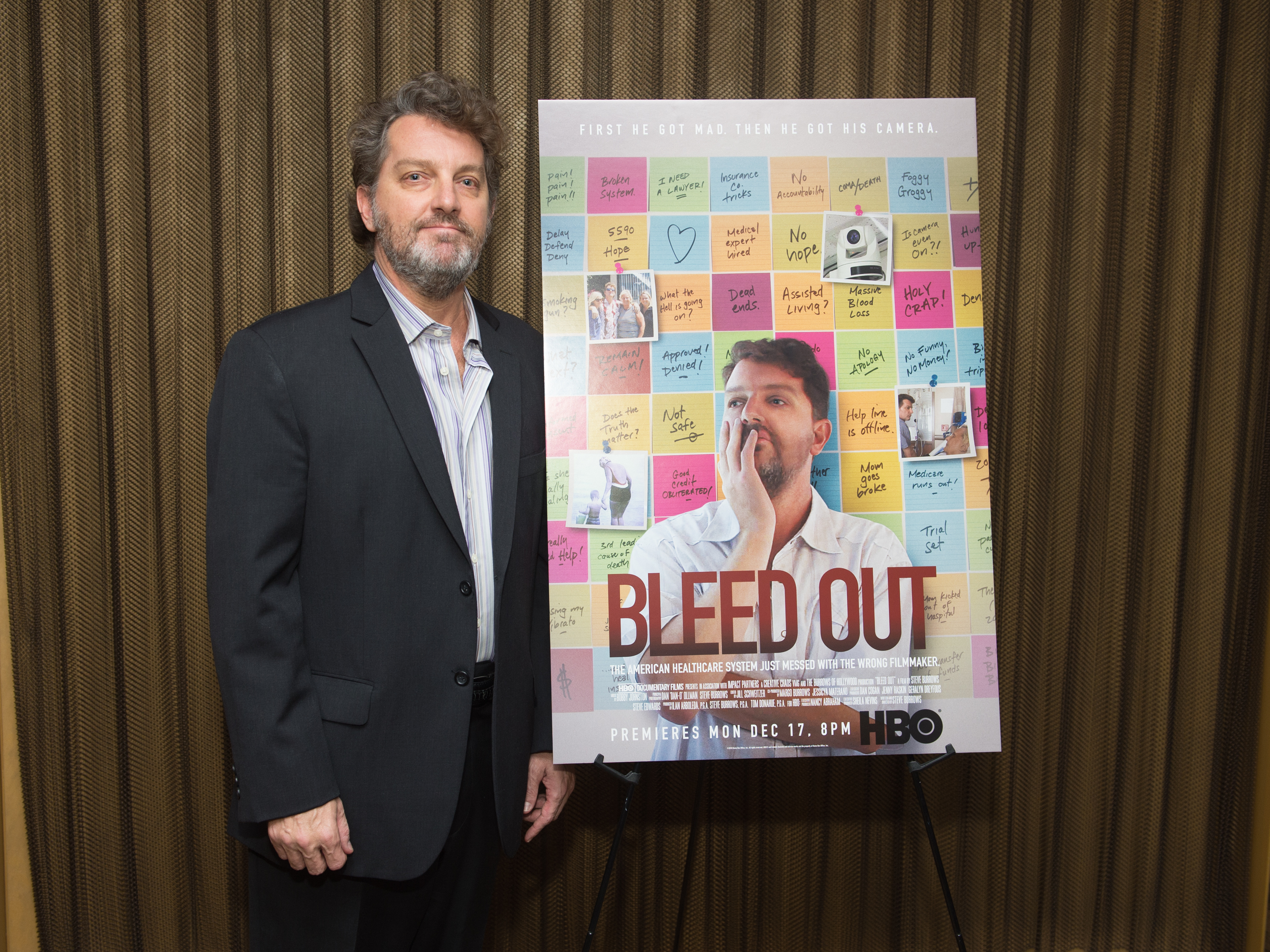 'Bleed Out' Shows How Medical Errors Can Have Life-Changing Consequences