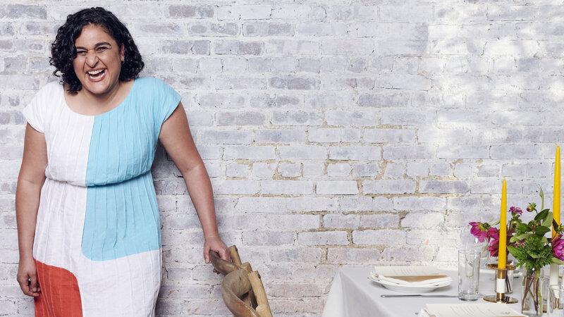 'Salt, Fat, Acid, Heat' Star Samin Nosrat Wants To Burn It All Down