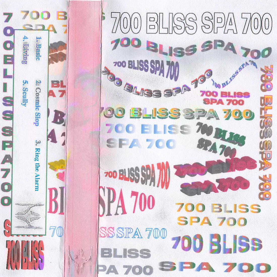 700 Bliss Spa 700 (Halcyon Veil)