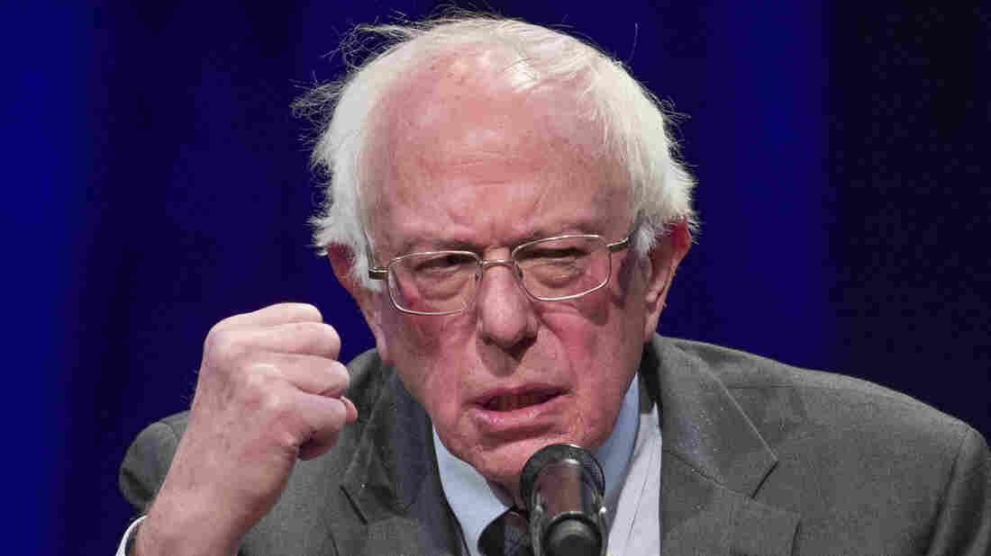 Trump campaign sizes up Bernie Sanders' 2020 run in one sentence