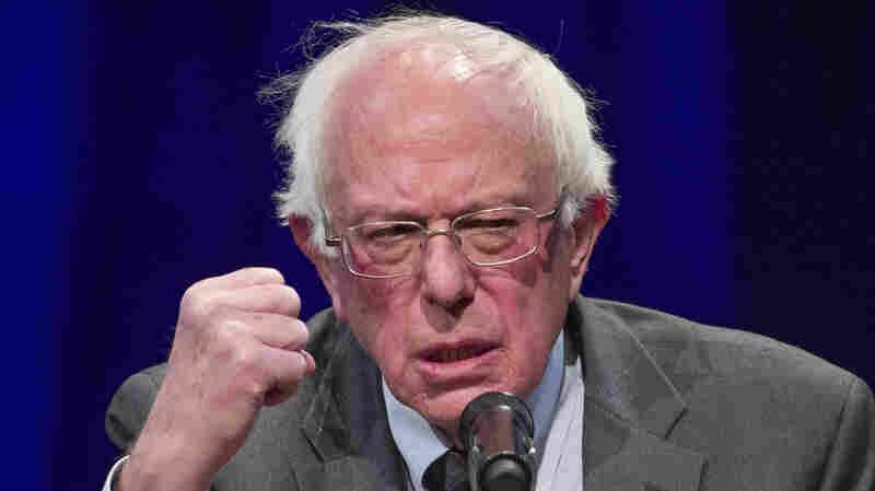 Bernie Sanders Launches 2020 Presidential Campaign, No Longer An Underdog